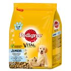 Pedigree Junior Medium mit Huhn & Reis