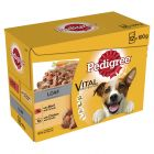 Pedigree Pouches Mixed Pack in Loaf