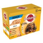 Pedigree Senior 7+ Pouch 12 x 100 g