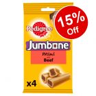 Pedigree Snacks - 15% Off!*
