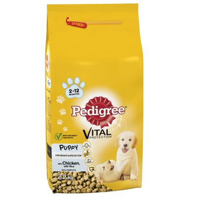 Pedigree Vital Puppy Protection - Chicken & Rice