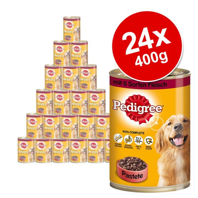 Pedigree Adult Classic Saver Pack 24 x 400g