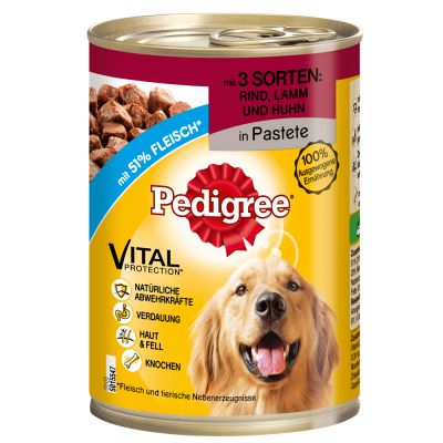 Pedigree Adult Classic 12 x 400 g pour chien