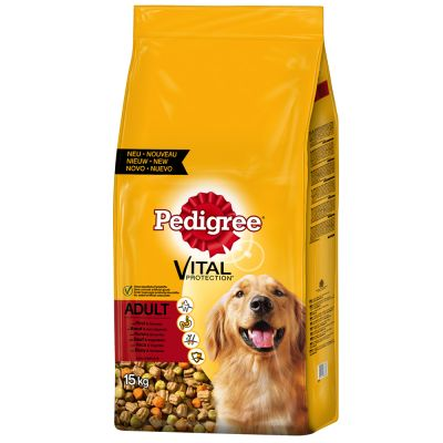 Pedigree Adult Complete - Vital Protection Beef