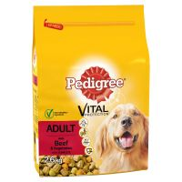 Pedigree Adult Complete - Vital Protection Beef with Vegetables