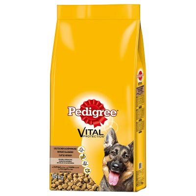 Pedigree Berger Allemand, volaille & riz