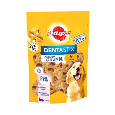 Pedigree Dentastix Chewy Chunx