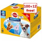 Pedigree Dentastix Daily Oral Care/ Fresh - 100 + 12 Free!*