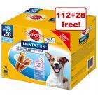 Pedigree Dentastix Daily Oral Care/ Fresh - 112 + 28 Free!*