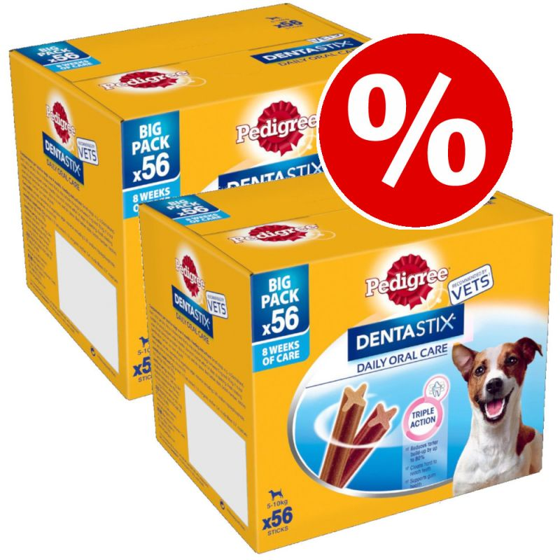 Pedigree Dentastix - Daily Oral Care Saver Pack