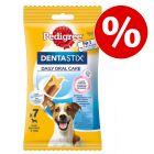 Pedigree Dentastix fogápoló snackek 20% kedvezménnyel!