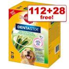 Pedigree Dentastix - 112 + 28 Free!*