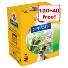 Pedigree Dentastix Fresh Daily Freshness - 100 + 40 Free!*
