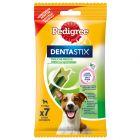 Pedigree Dentastix Fresh frescura diária snacks para cães