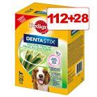 Pedigree Dentastix Fresh 112 + 28 kpl kaupan päälle!