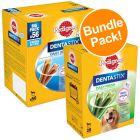 Pedigree Dentastix: 56 Regular & 28 Fresh - Bundle Pack!*