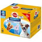 Pedigree Dentastix snacks cuidado dentários/Fresh 168 uds. - Pack económico