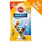 Pedigree Dentastix snacks para a higiene dentária dos cães