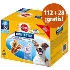 Pedigree DentaStix y DentaStix Fresh 140 uds. en oferta: 112 + 28 ¡gratis!