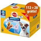 Pedigree Dentastix/DentaStix Fresh 140 uds. em promoção: 112 + 28 grátis!