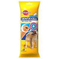 Pedigree DentaTubos Puppy snack dental para cachorros