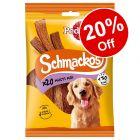 Pedigree Dog Snacks - 20% Off!*