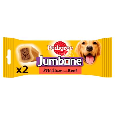 Pedigree Jumbone Medium - Beef