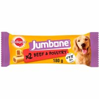 Pedigree Jumbone Medium - Beef & Poultry