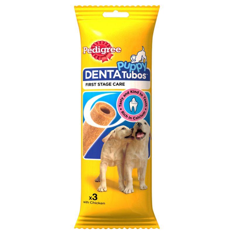Pedigree Puppy Tubos 3 Pack