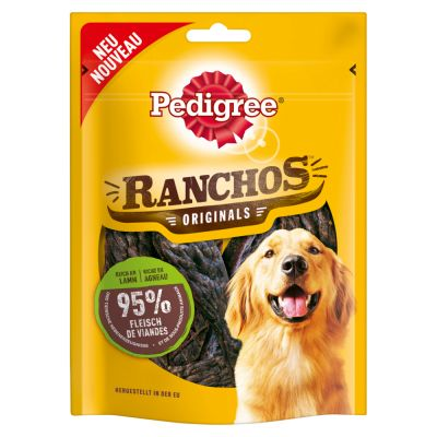 Pedigree Ranchos Originals snacks para perros