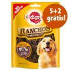 Pedigree Ranchos Originals 7 x 70 g em promoção: 5 + 2 grátis!