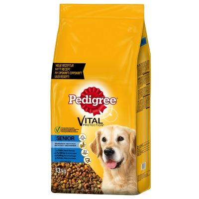 Pedigree Senior 8+ Complete - Vital Protection Chicken
