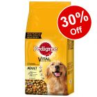 Pedigree Vital Protection Dry Food - 30% Off!*