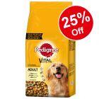 Pedigree Vital Protection Dry Food - 25% Off!*