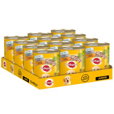 Pedigree Vital Protection Junior con Pollo e Riso