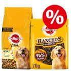 Pedigree Vital Protection + 7 x 70g Chicken Ranchos Originals - Bundle Price!*