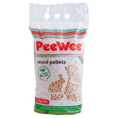 PeeWee puupelletit
