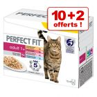 Perfect Fit 10 x 85 g + 2 sachets offerts !