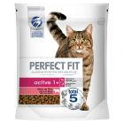 Perfect Fit Active 1+ Riche en bœuf pour chat