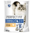 PERFECT FIT Indoor 1+ Riche en poulet pour chat