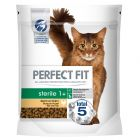 Perfect Fit Sterile 1+ Riche en poulet pour chat