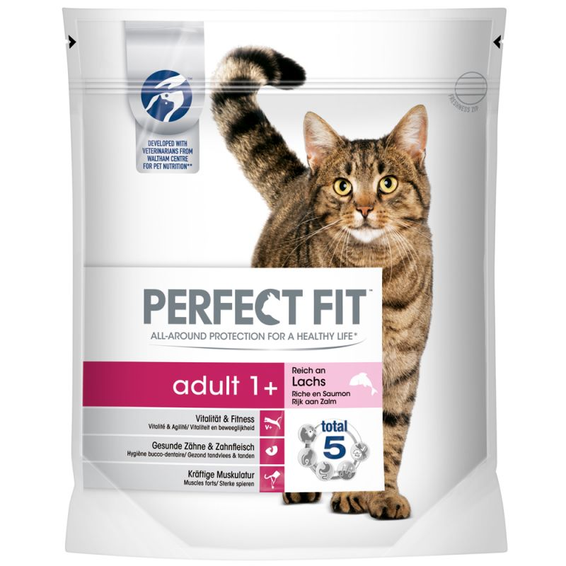 Perfect Fit Adult 1+ Rich in Salmon