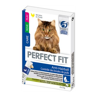 Perfect Fit Anti-Hairball Katzensnacks