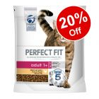 Perfect Fit Dry Cat Food - 20% Off!*