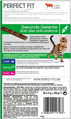 Perfect Fit Healthy Joints Cat Snacks