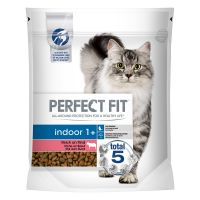 PERFECT FIT Indoor 1+ Riche en bœuf pour chat