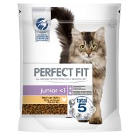 Perfect Fit Junior <1 Rijk aan Kip Kattenvoer