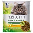 Perfect Fit Natural Vitality Adult 1+ Pollo & Tacchino Crocchette per gatti