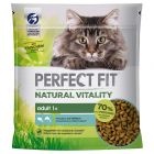 Perfect Fit Natural Vitality Adult 1+ Salmone & Pesce bianco Crocchette per gatti