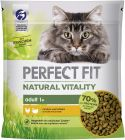 Perfect Fit Natural Vitality Dry Cat Food – Chicken and Turkey